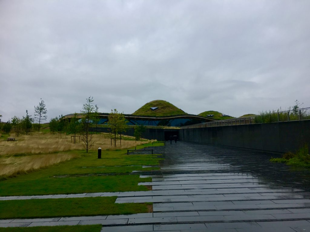 The new Macallan Distillery